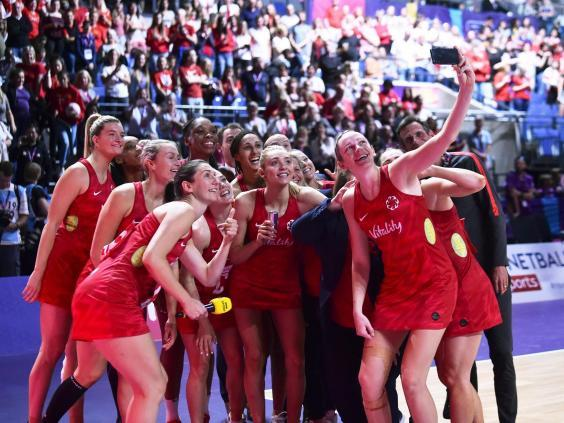England claimed bronze in a play-off match against New Zealand (Getty)