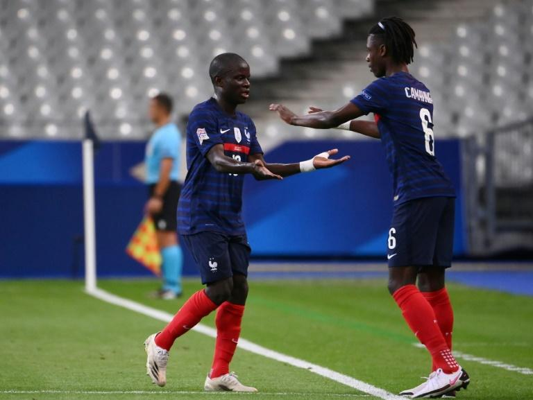 Camavinga becomes youngest France international in 96 years