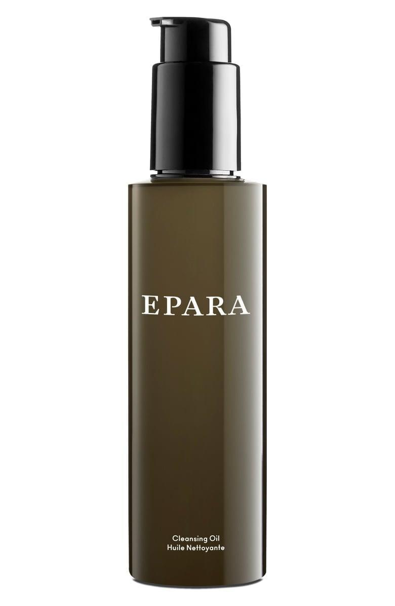 <p>The <span>Epara Cleansing Oil</span> ($63) will remove makeup while simultaneously nourishing your skin to leave it soft. It's made with natural active ingredients that address hyperpigmentation and brighten your skin's overall appearance.</p>