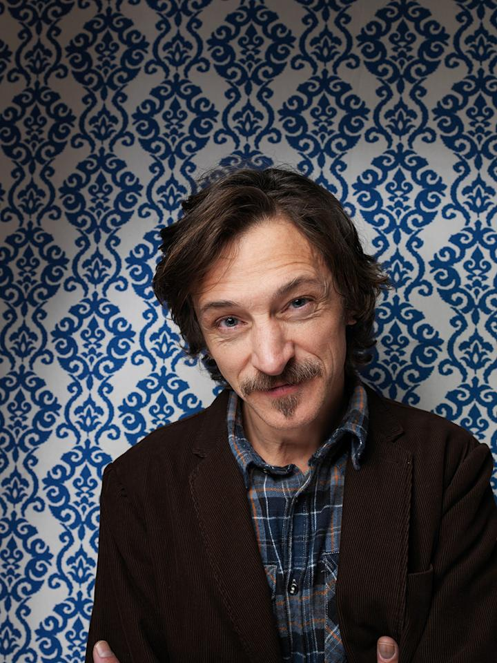 """John Hawkes from the film """"The Surrogate,"""" poses for a portrait during  the 2012 Sundance Film Festival on Monday, Jan. 23, 2012, in Park City,  Utah."""