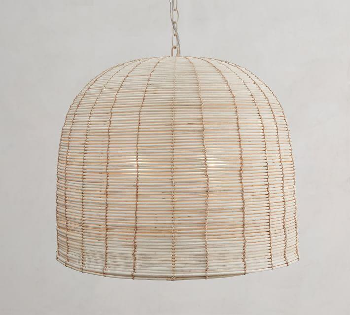 """<p><strong>Pottery Barn</strong></p><p>potterybarn.com</p><p><strong>$449.00</strong></p><p><a href=""""https://go.redirectingat.com?id=74968X1596630&url=https%3A%2F%2Fwww.potterybarn.com%2Fproducts%2Fcambria-seagrass-pendant%2F&sref=https%3A%2F%2Fwww.veranda.com%2Fhome-decorators%2Fadvice-from-designers%2Fg34482141%2Fboutique-hotel-style%2F"""" rel=""""nofollow noopener"""" target=""""_blank"""" data-ylk=""""slk:Get the Look"""" class=""""link rapid-noclick-resp"""">Get the Look</a></p>"""