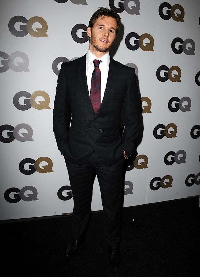 """True Blood's"" Ryan Kwanten, who got his start on the same Aussie soap, ""Home & Away,"" as Hemsworth, was recently named <i>GQ</i> Australia's ""Man Of The Year"" for 2010. Steve Granitz/<a href=""http://www.wireimage.com"" target=""new"">WireImage.com</a> - November 17, 2010"