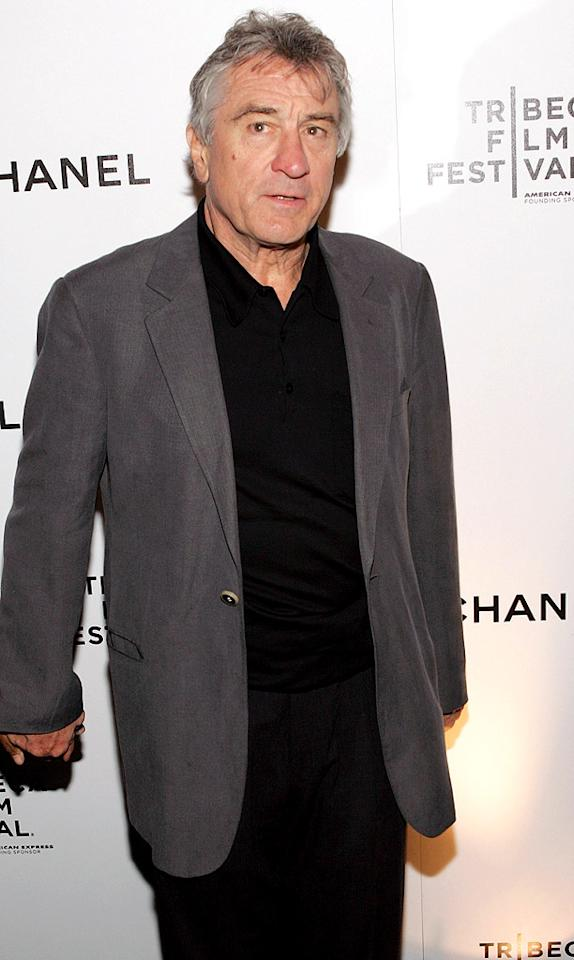 """""""Goodfellas"""" actor Robert De Niro turns 67 on August 17. Thos Robinson/<a href=""""http://www.gettyimages.com/"""" target=""""new"""">GettyImages.com</a> - April 23, 2009"""