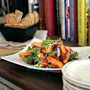 """Creamy avocado melds the contrasting textures of sweet roasted carrots with their raw and crunchy counterparts in this extra-colorful salad. Cumin gives the dressing its bold, savory flavor. <a href=""""https://www.epicurious.com/recipes/food/views/roasted-and-raw-carrot-salad-with-avocado-and-toasted-cumin-vinaigrette-51112700?mbid=synd_yahoo_rss"""" rel=""""nofollow noopener"""" target=""""_blank"""" data-ylk=""""slk:See recipe."""" class=""""link rapid-noclick-resp"""">See recipe.</a>"""