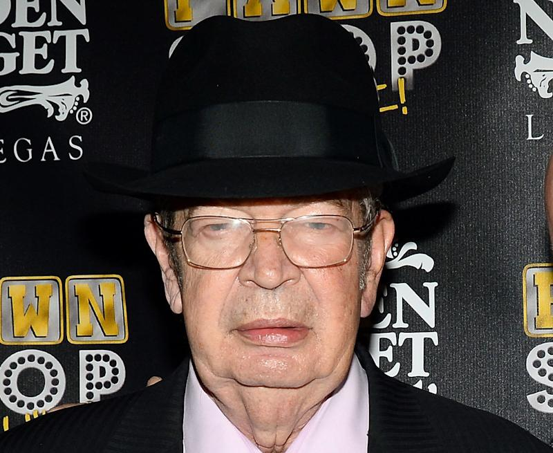 "Richard Harrison, who starred on the popular History Channel reality show ""Pawn Stars,"" died on June 25, 2018. He was 77."