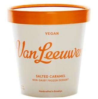 """<p>Clearly, caramel is the star of this show. The classic fall taste deserves a spotlight moment thanks to <span>Van Leeuwen Vegan Non-Dairy Salted Caramel Frozen Dessert</span> ($8). No other flavors are needed.</p> <p>Click <a href=""""https://www.popsugar.com/smart-living/Health-Wellness-Tips-46521311"""" class=""""link rapid-noclick-resp"""" rel=""""nofollow noopener"""" target=""""_blank"""" data-ylk=""""slk:here for more health and wellness stories, tips, and news"""">here for more health and wellness stories, tips, and news</a>.</p>"""