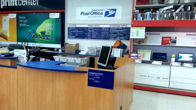US Postal Union Peeved at Staples for Threatening Jobs
