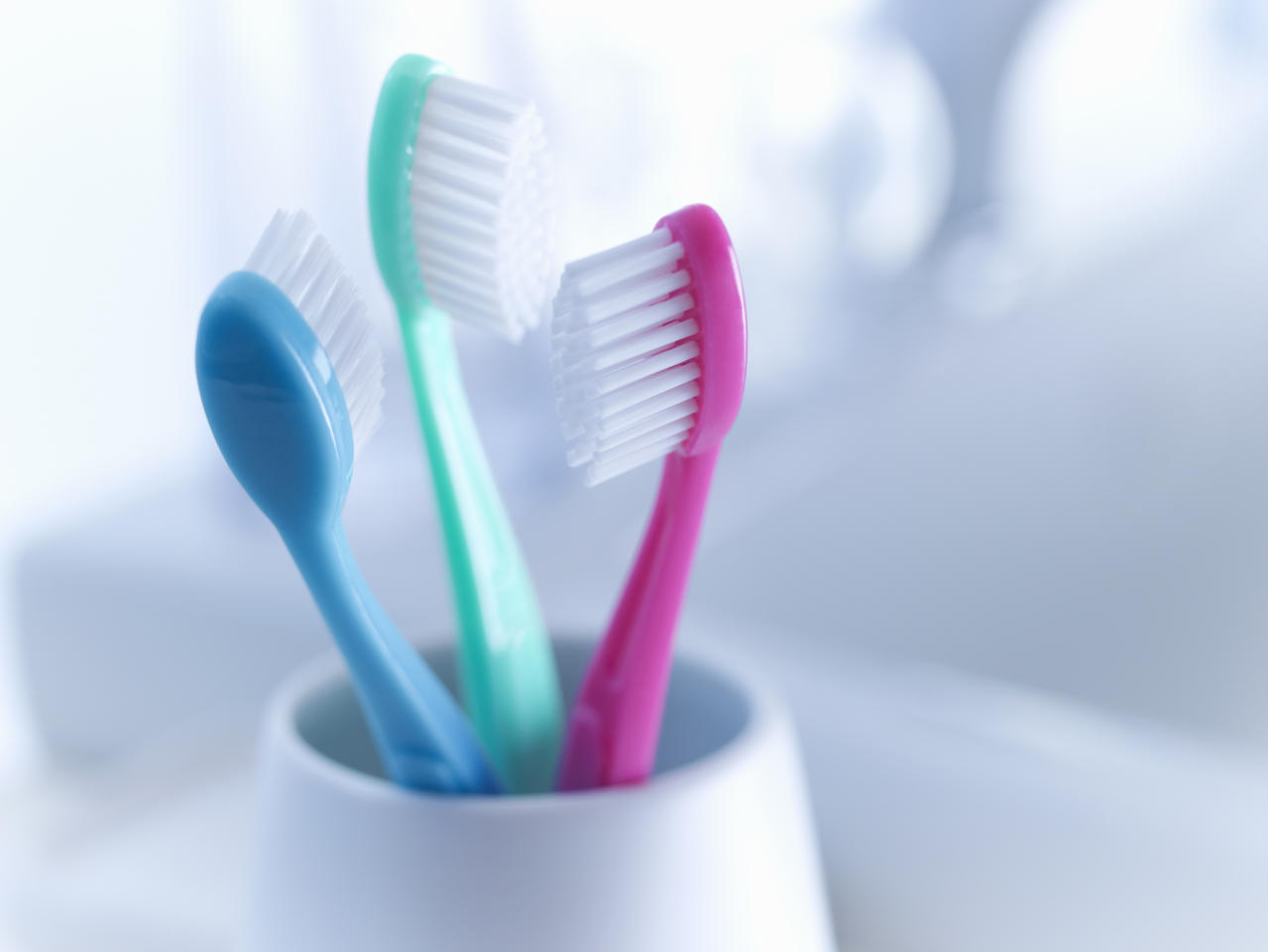 <p>There's no pleasant way to say this: 60 per cent of toothbrushes in a shared bathroom contain fecal matter. Even more disgusting is that there's an 80 per cent probability that it's someone else's fecal matter. Not only is this truly disgusting, it can make you ill. </p>