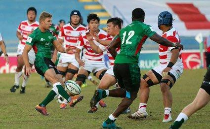 Japan hit Chipu in World Rugby Under-20 Trophy