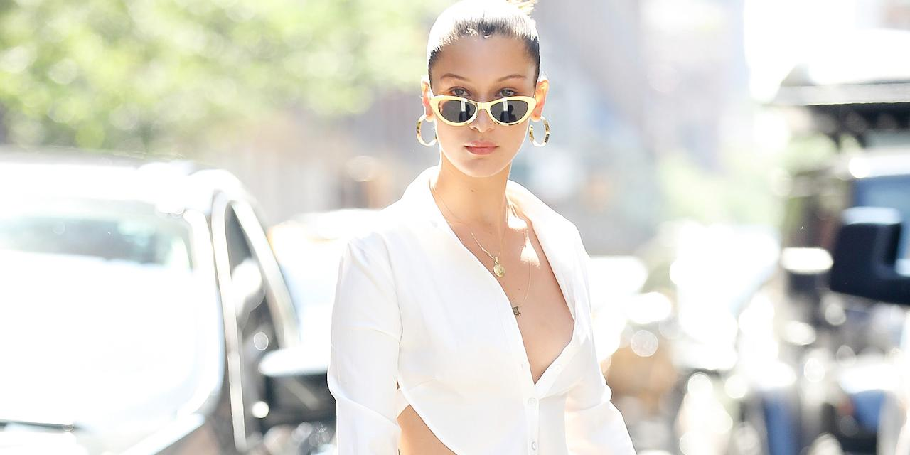 <p>Tracking the rising model's off-duty style.</p>