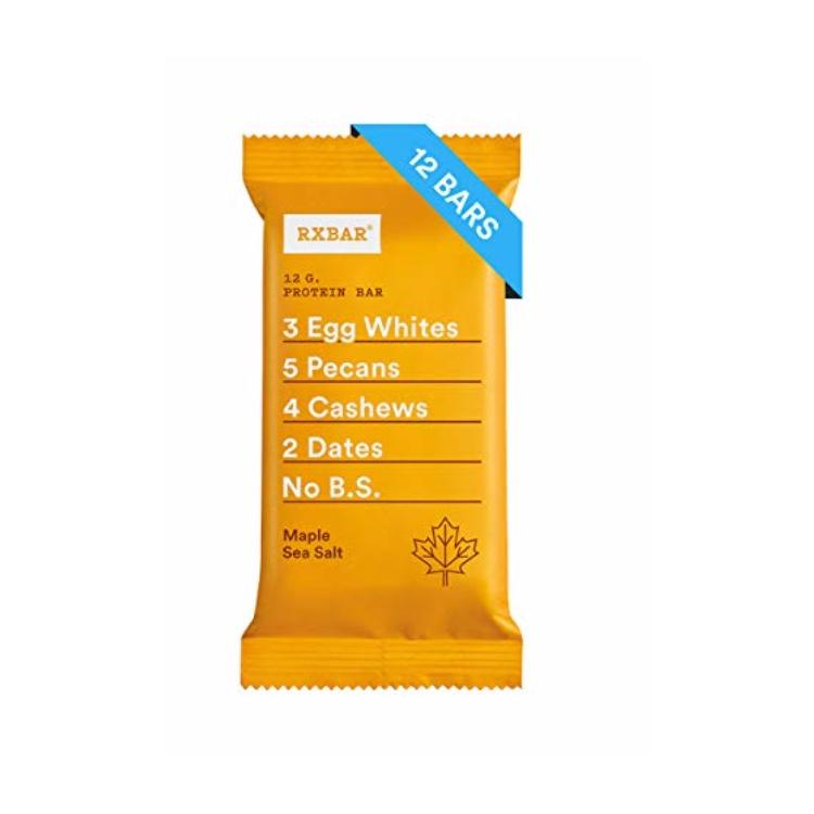 RXBAR Maple Sea Salt. (Photo: Amazon)