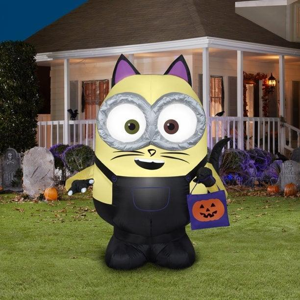 <p>With the <span>Airblown Inflatables Minion Bob in Cat Costume</span> ($29), you'll have the cutest inflatable on the block! After all, who doesn't love the Minions!?</p>