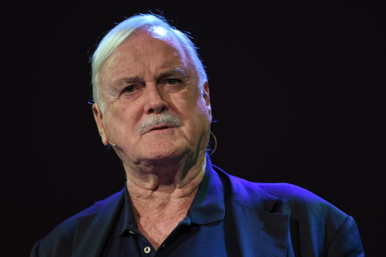 John Cleese will present a series on cancel culture. (Getty)