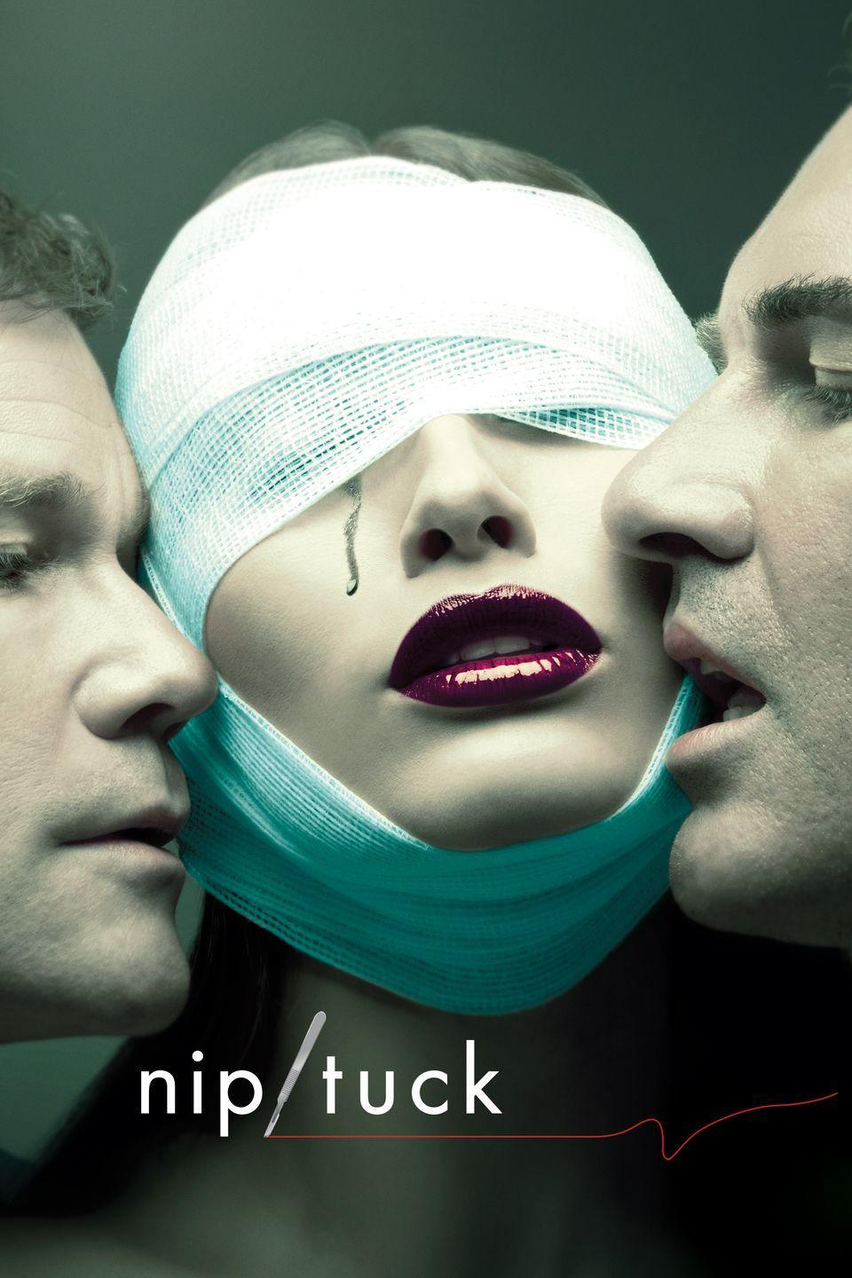 """<p><strong>Air date: </strong>2003-2010 on FX</p><p>Murphy's hit series about plastic surgery showcased his affinity for genre jumprope, crossing over between a tense medical drama, pulpy crime thriller, and dark satire frequently over its six seasons. The lead characters of Sean McNamara (Dylan Walsh) and Christian Troy (Julian McMahon) are arguably among the most compelling of Murphy's creations.</p><p> As with <em>Popular, </em>Murphy was involved in the series creation, writing, and producing, while also directing eight episodes.<br><br></p><p><a class=""""link rapid-noclick-resp"""" href=""""https://go.redirectingat.com?id=74968X1596630&url=https%3A%2F%2Fwww.hulu.com%2Fseries%2Fniptuck-b145d293-21c6-41c8-a852-02c6ebb0bf14&sref=https%3A%2F%2Fwww.oprahdaily.com%2Fentertainment%2Ftv-movies%2Fg36677462%2Fryan-murphy-tv-shows-list%2F"""" rel=""""nofollow noopener"""" target=""""_blank"""" data-ylk=""""slk:WATCH NOW"""">WATCH NOW</a></p>"""