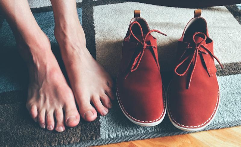 What Shoes To Wear With Athlete S Foot