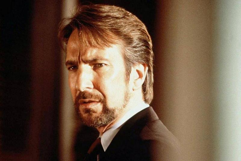 Alan Rickman was a relatively obscure stage actor when he landed the role of Hans Gruber