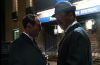 <p>This Sundance film is based on the true story of the CIA's effort to end the Cuban Missile Crisis—and the British businessman who provided the intelligence. While Cold War spy films are a dime a dozen, this one has Benedict Cumberbatch. That's worth something. </p>