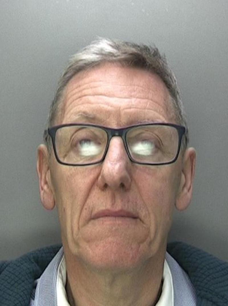 Gary King was jailed for 16 months (Picture: West Midlands Police)