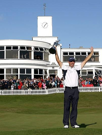 """<h1 class=""""title"""">Royal Birkdale Golf Club</h1> <div class=""""caption""""> <p><strong>Where:</strong> Southport, England</p> <p><strong>Times hosting:</strong> 9 (last in 2008)</p> <p><strong>You know it as:</strong> """"That place with the wacky clubhouse.""""</p> <p><strong>Unique features:</strong> The art deco clubhouse (<em>left</em>) that was constructed in 1935; The tallest dunes in the Open rota, which isolate many of the holes from each other.</p> <p><strong>Noteworthy moments:</strong> In the 1969 Ryder Cup, Jack Nicklaus conceded a tricky, short putt to Tony Jacklin so that the biennial competition would end in a tie. In 2008, Padraig Harrington became the first European since James Braid in 1906 to retain the claret jug.</p> </div>"""