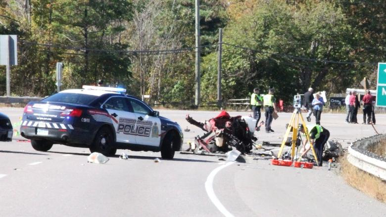 Two teens killed in crash following police pursuit on Highway 6