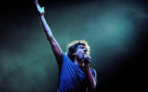 Northern Irish Singer Lightbody from Snow Patrol performs on stage in Hyde Park in London - Credit: Reuters