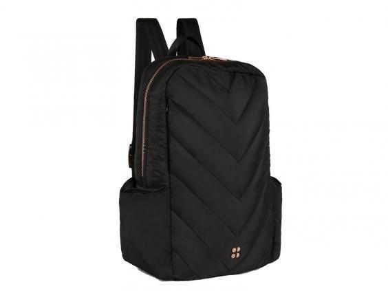 Keep your gym kit safe and easy to find with this compartmentalised rucksack (Sweaty Betty)