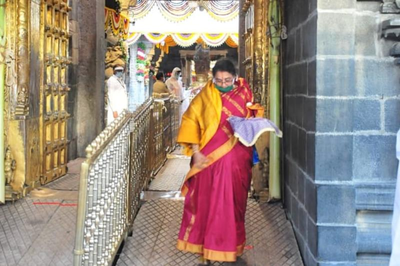Random Coronavirus Testing to Be Conducted on Devotees Coming to Tirumala and Temple Employees