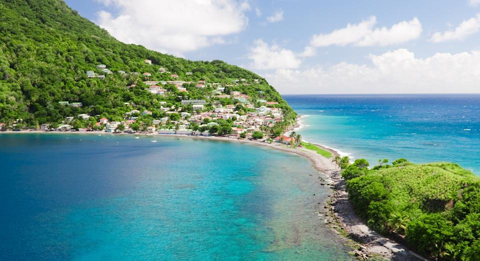 Dominica has launched its Work in Nature extended-stay visa (Getty)