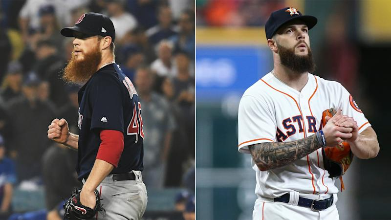 Braves emerge as front-runners to sign Keuchel