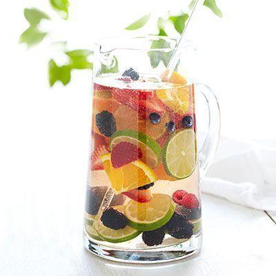 """<p>For something light and refreshing, consider this spritzer which is chock full of berries and fruit. </p><p><strong><em>Get the recipe at <a href=""""https://www.delish.com/cooking/recipe-ideas/recipes/a35687/berry-citrus-spritzer-recipe-ghk0713/"""" rel=""""nofollow noopener"""" target=""""_blank"""" data-ylk=""""slk:Delish"""" class=""""link rapid-noclick-resp"""">Delish</a>. </em></strong></p>"""