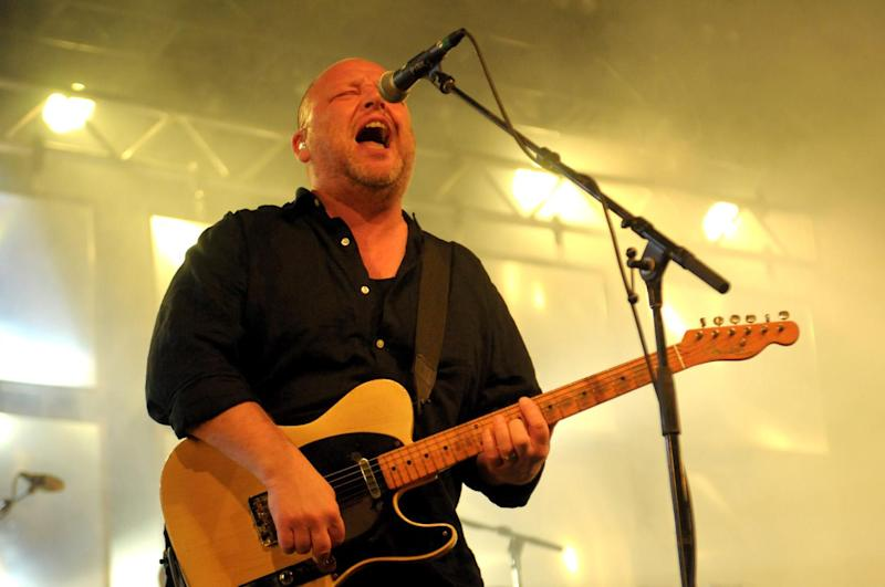 Indie Icons: The Pixies will perform five consecutive London dates: Getty Images