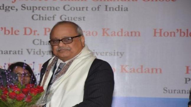 Retired Supreme Court judge Pinaki Chandra Ghose has been appointed the first Lokpal of India or anti-corruption watchdog. President of India has appointed Dinesh Kumar Jain, Archana Ramasundaram, Mahender Singh, and IP Gautam as members.