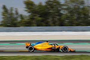 Fernando Alonso has taken his first new engine component of the season after McLaren changed the turbocharger on his Renault Formula 1 engine ahead of Spanish Grand Prix qualifying