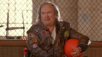 Oscar-nominated in the 1980s, Torn was best known to modern audiences for his work on <em>The Larry Sanders Show,</em> as Zed in <em>Men In Black</em> and as the curmudgeonly coach Patches O'Houlihan in <em>Dodgeball</em>. He died on 9 July. (Credit: Fox)