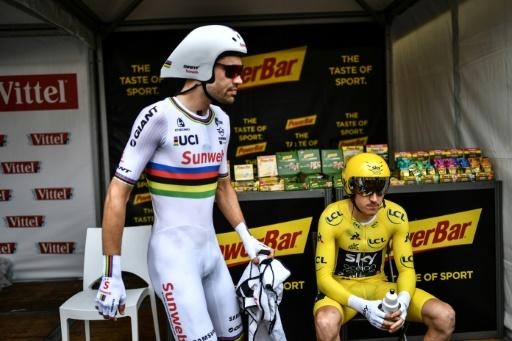 Tour de France 2018: Geraint Thomas rides toward triumph in Paris