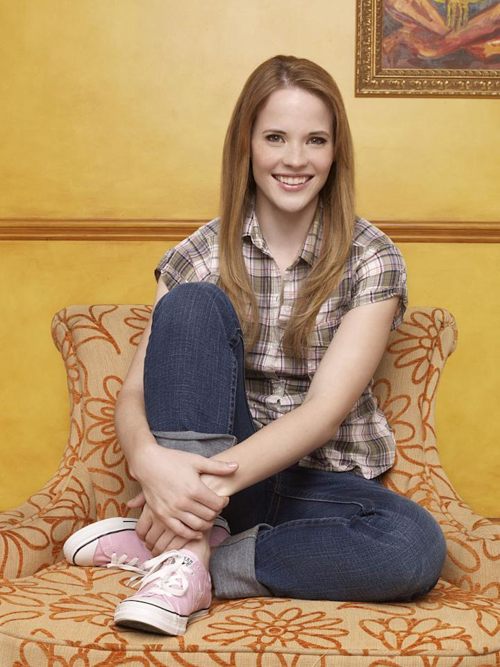 "Katie Leclerc stars as Daphne Vasquez on ""Switched at Birth."""