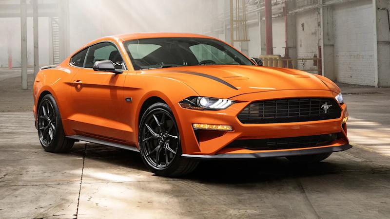 Meet the 2020 Ford Mustang 2.3L High Performance Package.