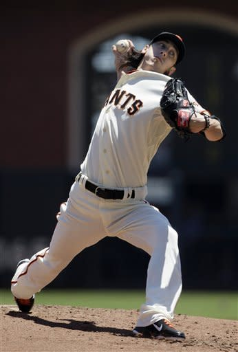 Tim Lincecum beats Dodgers to end long drought