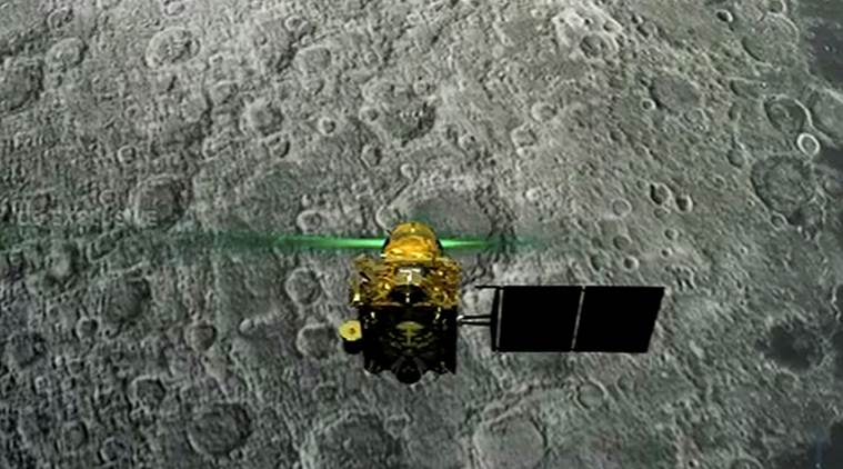 Chandrayaan-2, Chandrayaan-2 moon mission, ISRO, Indian Space Research Organisation, Chandrayaan-2 Vikram lander, Vikram lander, Vikram lander Chandrayaan-2, India news, Indian Express