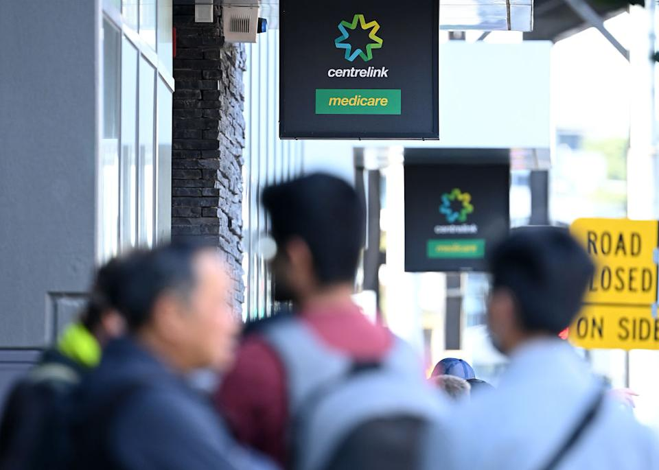 New warnings about JobSeeker. (Photo by Quinn Rooney/Getty Images)