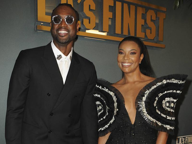 Dwyane Wade and Gabrielle Union turned to Pose cast when daughter came out as transgender