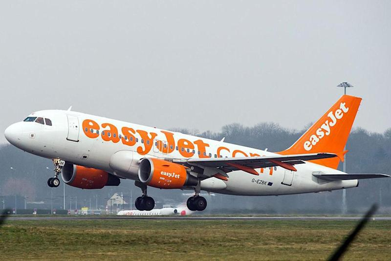 The Barcelona to Liverpool flight was diverted on Thursday evening: AFP/Getty Images