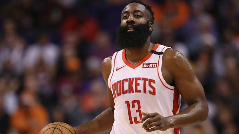 Harden 'extremely confident' Rockets can win NBA championship