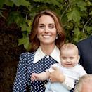 <p>To celebrate Prince Charles's 70th birthday, Clarence House released a new portrait of the Prince of Wales with his family—including the young Prince Louis.</p>