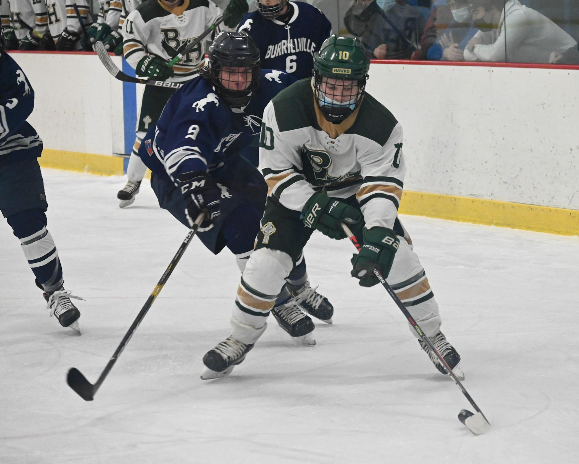 USA TODAY Excessive College Sports activities Awards: Rhode Island hockey standout Owen Leahy embraces teaching, teamwork