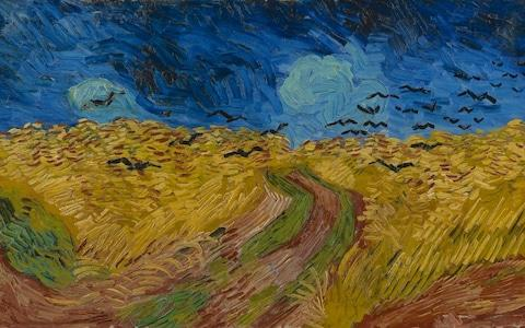 Wheatfield with Crows (1890), by Vincent Van Gogh - Credit: Van Gogh Museum, Amsterdam (Vincent van Gogh Foundation)