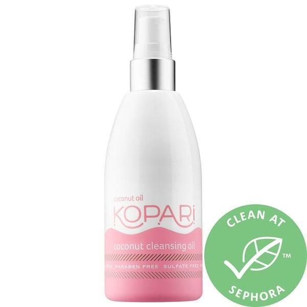 <p><span>Kopari Coconut Cleansing Oil</span> ($32) is rich in antioxidants and fatty acids thanks to the coconut, green tea, and rice oils inside. This vegan option also fights inflammation and redness in all skin types, and has no artificial fragrance, gluten, or silicone inside either.</p>