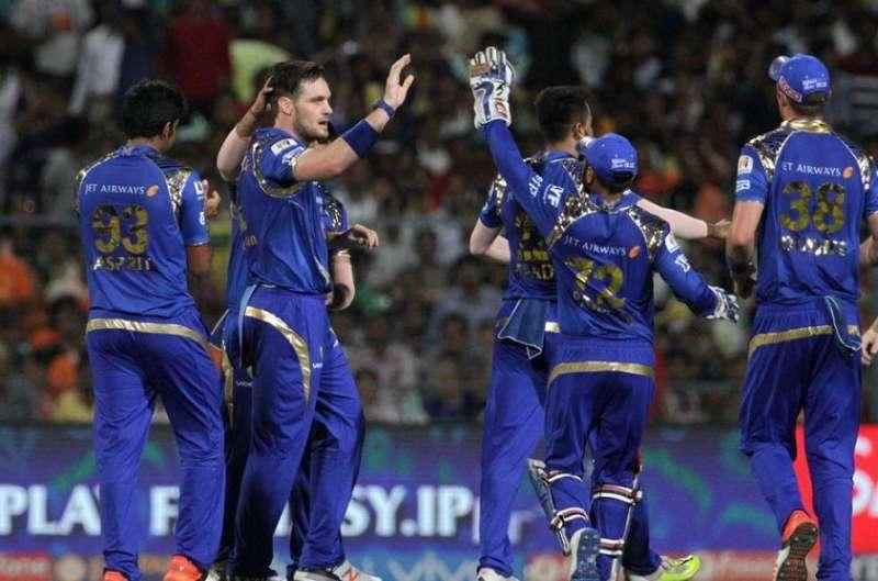 MI will hope to reach the finals and make it three IPL titles after that. With 10 wins from 14 games, Mumbai Indians have been the most consistent side in the 10th edition of the Indian Premier League. All through the season, Rohit Sharma and company didn't allow the momentum to shift. They have both their batting and bowling departments sorted.Alsoread:IPL 2017: The group stage XIThe two-time champions will be eager to create a new IPL record by winning the title for the third time. They meet the Rising Pune Supergiant in the first qualifier on Tuesday at their fortress Wankhede for what promises to be a thoroughly entertaining game with both sides in good form. Here are 5 reasons why the Mumbai Indians can get the better off the Rising Pune Supergiant on Tuesday.Mumbai Indians have been high on confidence throughout the season, because they have lost only 4 of their 14 games. For the entire season, their batting has clicked. When the likes of Lendl Simmons, Kieron Pollard, Rohit Sharma, Parthiv Patel, and Nitish Rana fire in unison, they can rip apart any bowling line-up in the world and the Supergiant will be no exception to that.The Pandya brothers, Krunal and Hardik, are also delivering whenever needed and one can expect them to rise to the big occasion on Tuesday. Although Mumbai's bowlers have been a let down on quite a few occasions, leaking over 200 runs in their last home game, the batting line-up makes up for all mistakes.