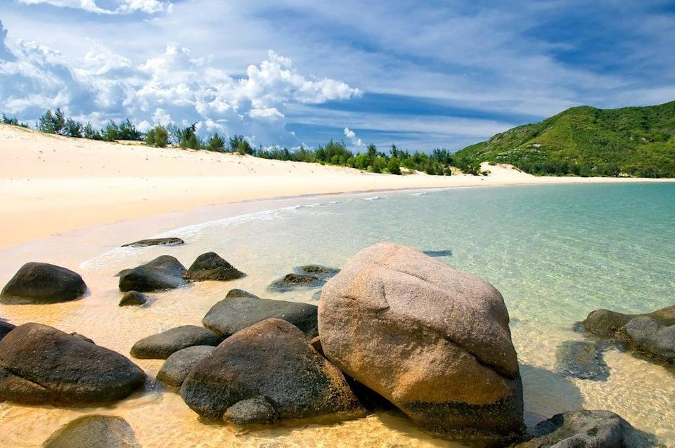 Quy Nhon beach on the island of Phu Quoc (Getty Images/iStockphoto)