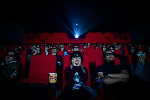 China's movie market made more than 20 billion yuan between January and March, according to Chinese box office figures